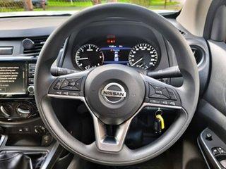 2021 Nissan Navara D23 MY21 SL White Diamond 6 Speed Manual Utility