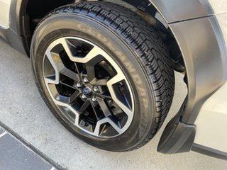 2016 Subaru XV MY16 2.0I-S White Continuous Variable Wagon