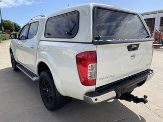 2018 Nissan Navara D23 S3 ST-X White/160718 7 Speed Sports Automatic Utility