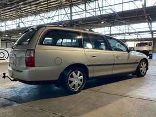 2004 Holden Commodore VY II Executive Gold 4 Speed Automatic Wagon
