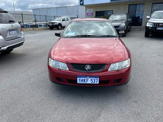 2003 Holden Commodore VY Executive Red 4 Speed Automatic Sedan.