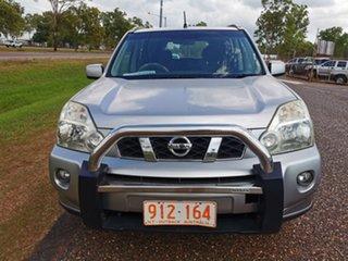 2008 Nissan X-Trail T31 ST-L Silver 6 Speed Manual Wagon.