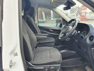 2018 Mercedes-Benz Vito 447 119BlueTEC LWB 7G-Tronic + White 7 Speed Sports Automatic Van