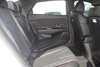 2021 Hyundai i30 Polar White DCT 7 Speed Sedan