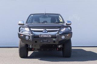 2019 Mitsubishi Triton MR MY20 GLS Double Cab Grey 6 Speed Sports Automatic Utility.