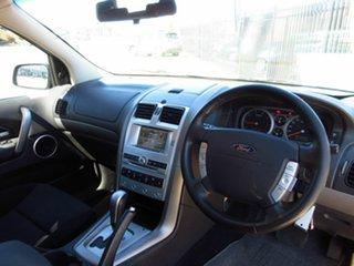 2010 Ford Territory SY MkII TS (RWD) Gold 4 Speed Auto Seq Sportshift Wagon