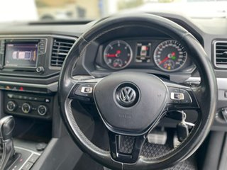 2017 Volkswagen Amarok 2H MY17 TDI550 4MOTION Perm Ultimate Black 8 Speed Automatic Utility