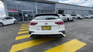 2019 Kia Cerato BD MY19 Sport White 6 Speed Sports Automatic Hatchback.