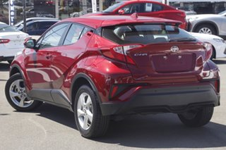 2019 Toyota C-HR NGX10R S-CVT 2WD Maroon 7 Speed Constant Variable Wagon.