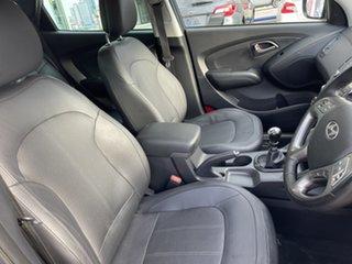2015 Hyundai ix35 LM Series II SE (FWD) Blue 6 Speed Manual Wagon
