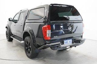 2018 Nissan Navara D23 S3 ST-X Black 7 Speed Sports Automatic Utility.