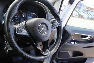 2015 Mercedes-Benz Vito 447 114BlueTEC LWB 7G-Tronic + White 7 Speed Sports Automatic Van