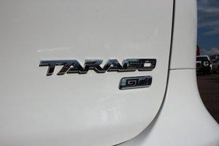 2013 Toyota Tarago ACR50R MY13 GLi Glacier White 7 Speed Constant Variable Wagon