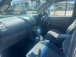 2012 Holden Colorado RG MY13 LTZ Space Cab Silver/160512 6 Speed Sports Automatic Utility