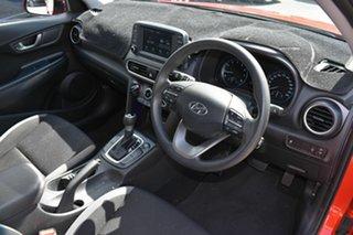2018 Hyundai Kona OS.2 MY19 GO (FWD) Orange 6 Speed Automatic Wagon