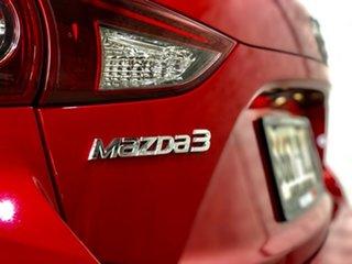 2016 Mazda 3 BM5478 Neo SKYACTIV-Drive Red 6 Speed Sports Automatic Hatchback
