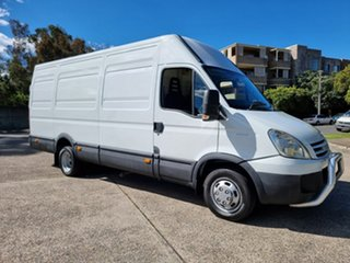2010 Iveco Daily 50C18 White Refrigerated 3.0l.