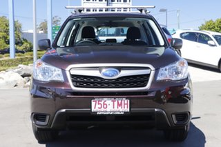 2013 Subaru Forester S4 MY13 2.0i AWD Cherry Red 6 Speed Manual Wagon