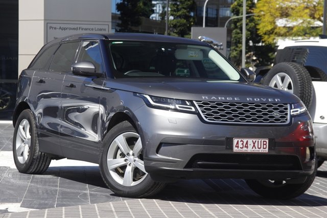 Used Land Rover Range Rover Velar L560 MY18 Standard S Newstead, 2017 Land Rover Range Rover Velar L560 MY18 Standard S Grey 8 Speed Sports Automatic Wagon