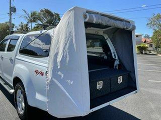 2014 Isuzu D-MAX MY14 LSU White 5 Speed Manual Dual Cab
