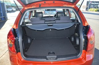 2011 Ssangyong Korando C200 SX Orange 6 Speed Automatic Wagon