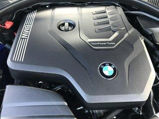 2018 BMW 3 Series G20 330i Steptronic M Sport Blue 8 Speed Sports Automatic Sedan