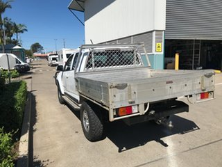 2018 Holden Colorado RG MY19 LS Crew Cab White 6 speed Manual Cab Chassis