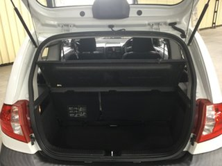 2011 Hyundai Getz TB MY09 S White 5 Speed Manual Hatchback