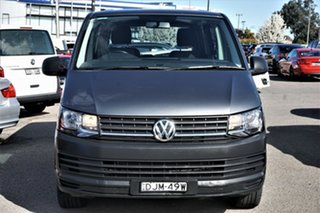 2016 Volkswagen Transporter T6 MY16 TDI400 SWB DSG Indium Grey 7 Speed Sports Automatic Dual Clutch.