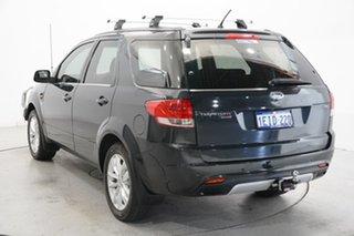 2013 Ford Territory SZ TS Seq Sport Shift AWD Grey 6 Speed Sports Automatic Wagon.