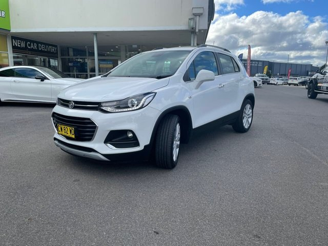 Used Holden Trax LT Goulburn, 2020 Holden Trax LT White Automatic Wagon