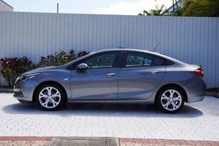 2017 Holden Astra BL MY17 LT Satin Steel Grey 6 Speed Sports Automatic Sedan