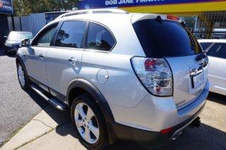 2012 Holden Captiva CG Series II 7 AWD LX Nitrate 6 Speed Sports Automatic Wagon.
