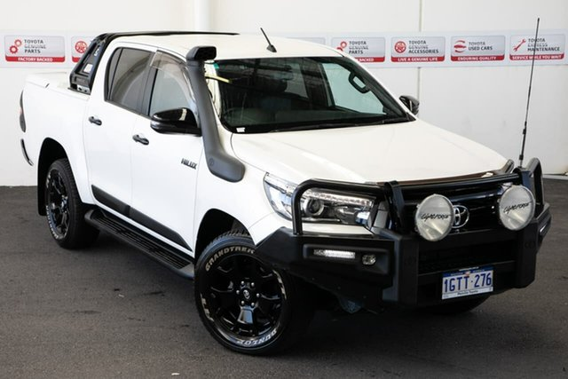Pre-Owned Toyota Hilux Myaree, Toyota Hilux Crystal Pearl Dual Cab