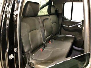 2014 Nissan Navara D40 S7 Titanium Black/Grey 6 Speed Manual Utility