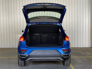 2021 Volkswagen T-ROC A1 MY21 110TSI Style Blue 8 Speed Sports Automatic Wagon