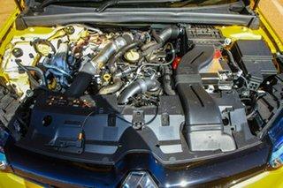 2019 Renault Megane BFB R.S. 280 Yellow 6 Speed Manual Hatchback
