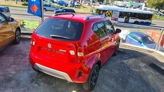 2021 Suzuki Ignis IGNIS1 IGNIS GLX AUTO Fervent Red Hatchback.