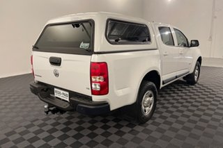 2017 Holden Colorado RG MY17 LS Pickup Crew Cab 4x2 White 6 speed Automatic Utility