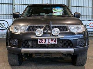 2011 Mitsubishi Challenger PB (KH) MY11 LS Grey 5 Speed Sports Automatic Wagon