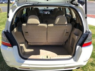2007 Honda Odyssey 3rd Gen MY07 White 5 Speed Sports Automatic Wagon