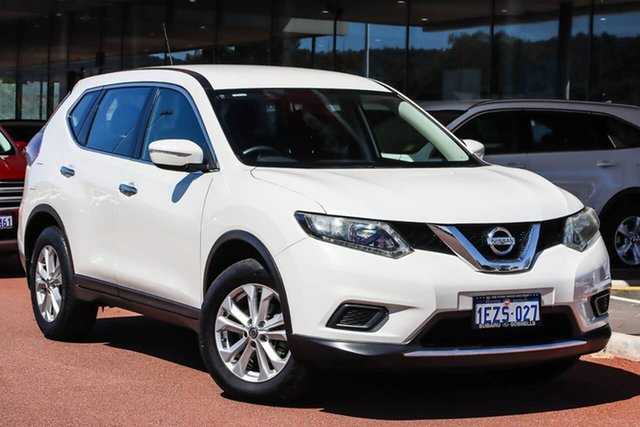 Used Nissan X-Trail T32 ST X-tronic 2WD Gosnells, 2015 Nissan X-Trail T32 ST X-tronic 2WD White 7 Speed Constant Variable Wagon