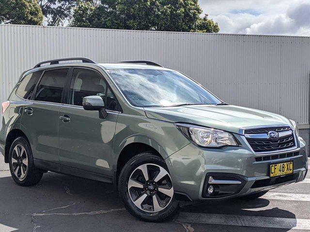 Used Subaru Forester S4 MY16 2.5i-L CVT AWD Wollongong, 2016 Subaru Forester S4 MY16 2.5i-L CVT AWD Desert Khaki 6 Speed Constant Variable Wagon