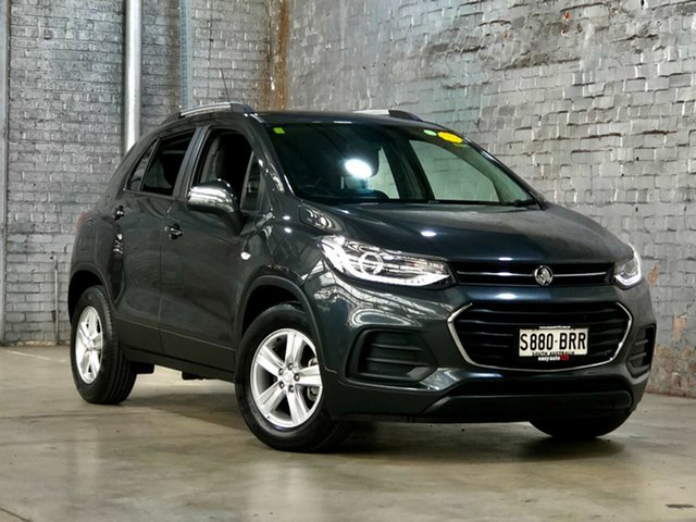 Used Holden Trax TJ MY17 LS Mile End South, 2017 Holden Trax TJ MY17 LS Grey 6 Speed Automatic Wagon