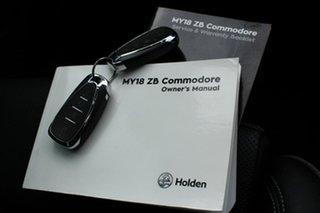 2018 Holden Calais ZB MY18 V Tourer AWD White 9 Speed Sports Automatic Wagon