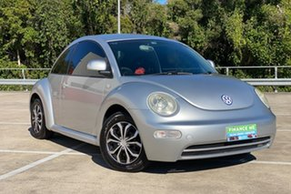 2001 Volkswagen Beetle Ikon Silver 4 Speed Auto Active Select Coupe.