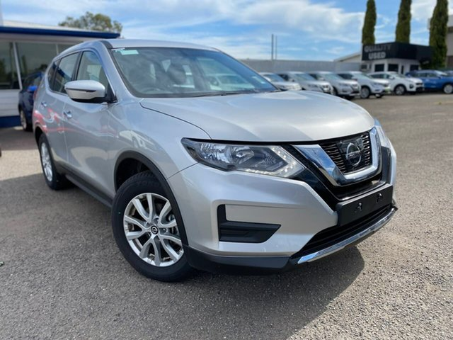 Used Nissan X-Trail T32 MY21 ST X-tronic 4WD Hillcrest, 2021 Nissan X-Trail T32 MY21 ST X-tronic 4WD Silver 7 Speed Constant Variable Wagon