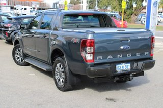 2016 Ford Ranger PX MkII Wildtrak Double Cab Grey 6 Speed Manual Utility