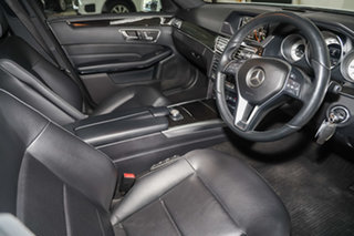 2014 Mercedes-Benz E-Class W212 805MY E220 CDI 7G-Tronic + Polar White 7 Speed Sports Automatic.