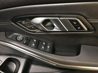 2020 BMW 3 Series G20 330i Steptronic Luxury Line Blue 8 Speed Sports Automatic Sedan